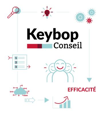 Keybop, consultant impression numérique textile